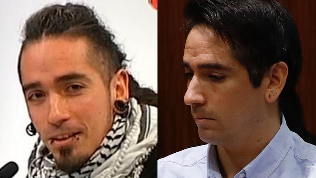 Juicio contra un antisistema acusado de matar a un hombre vestido con tirantes de la bandera española