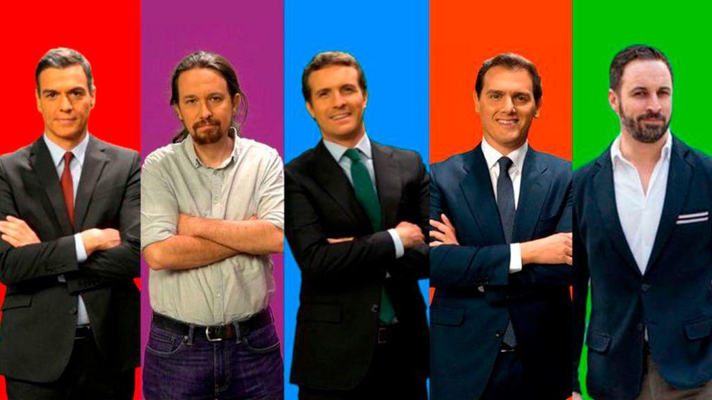 Sigue el minuto a minuto del debate electoral del 4-N