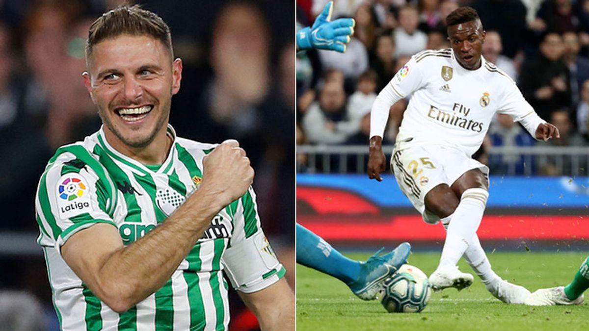 """Joaquín, tras un fallo de Vinicius ante el Betis: """"Este es muy malo"""""""