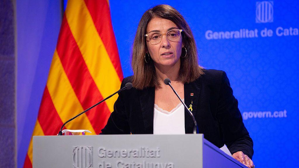 """La Generalitat sólo vio """"alguna imagen desafortunada"""" en los incidentes de los Premios Princesa de Girona"""