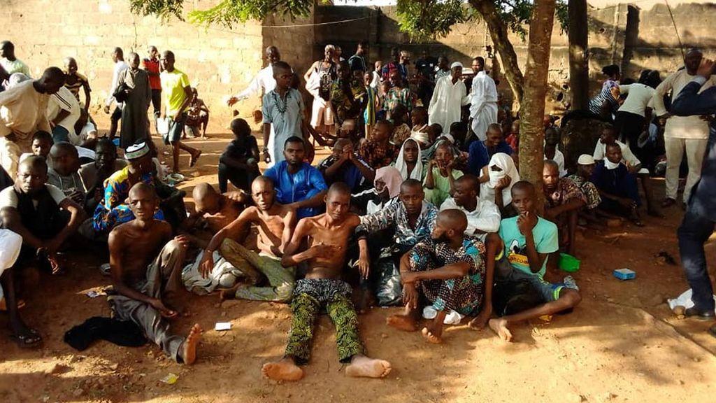 Pesadilla en Nigeria
