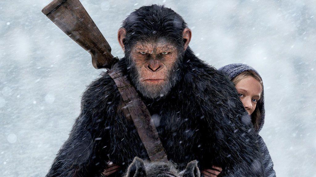 Si estallara la guerra de los simios, ¿en qué bando estarías?