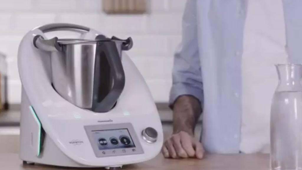 Thermomix deberá indemnizar a una mujer que sufrió quemaduras tras arrojarle el robot la crema hirviendo