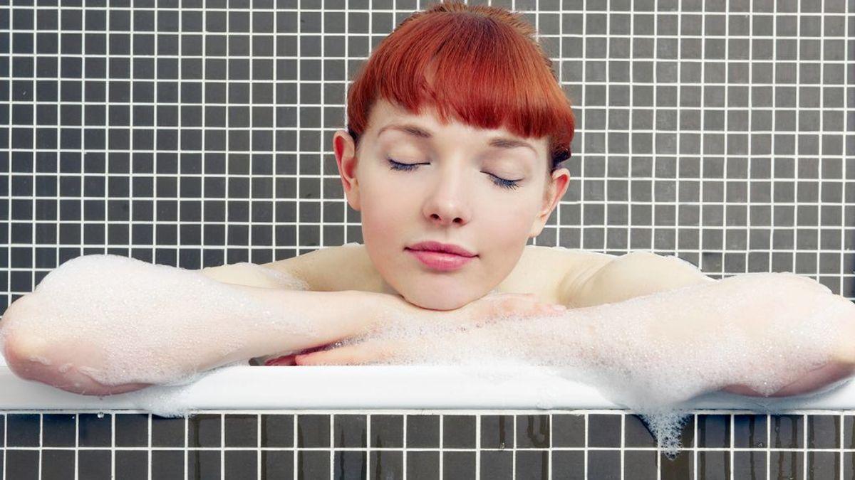 El placer de un baño relajante y vibrante: la esponja vibradora