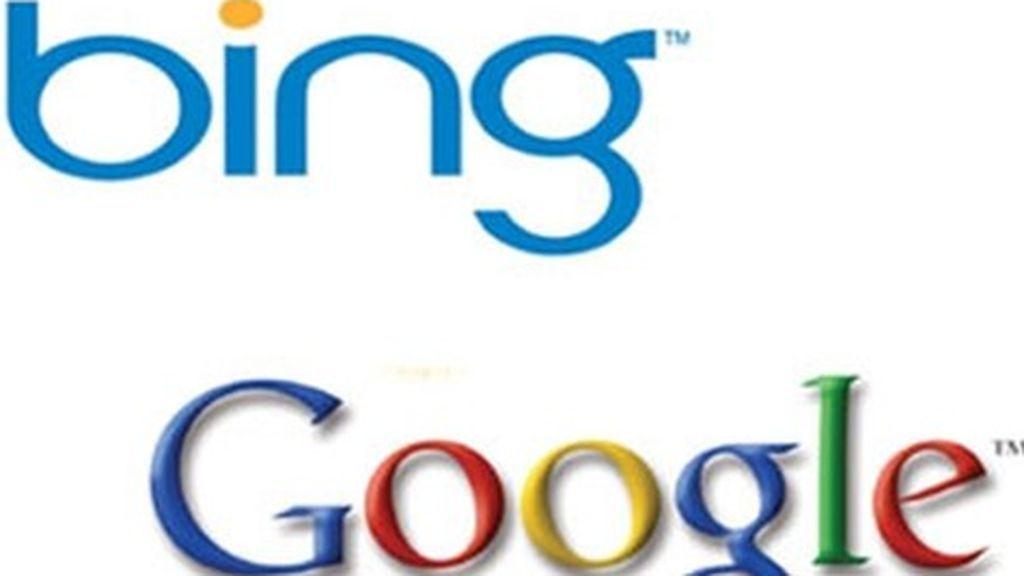 'Google' es la búsqueda más popular en Bing