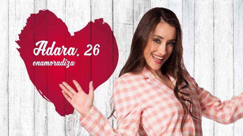 Adara en First Dates