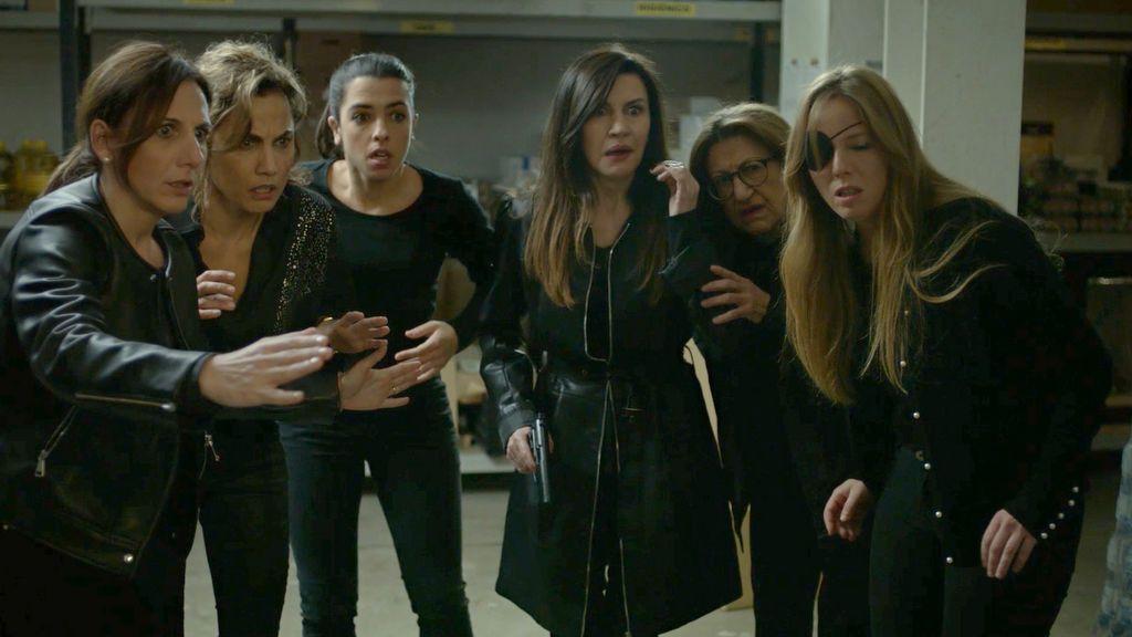 Las 'Señoras del (h)AMPA' se enfrentan a Carmona, en el último episodio de su primera temporada