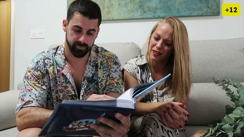 Jonathan y Yoli se rompen al recordar su historia de amor (1/2)