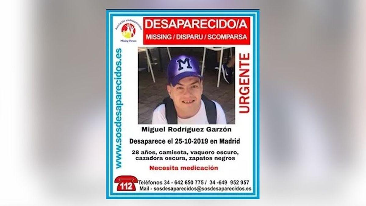 Localizan el cuerpo sin vida del voluntariado de Protección Civil desaparecido en Madrid