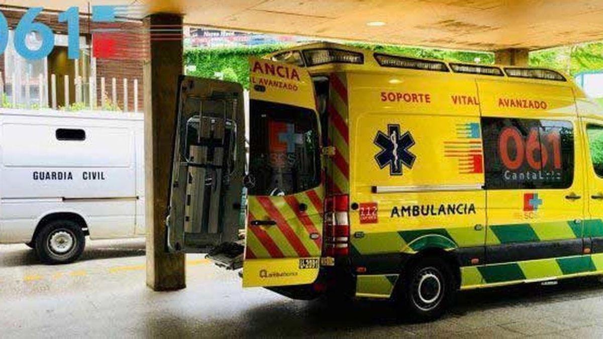 Muere un trabajador de 40 años al caerle encima un muro en Comillas