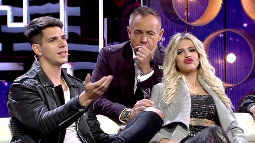 """Cristina Tàrrega, sobre el gesto de Diego Matamoros a Sofía: """"La situación fue muy tensa"""""""