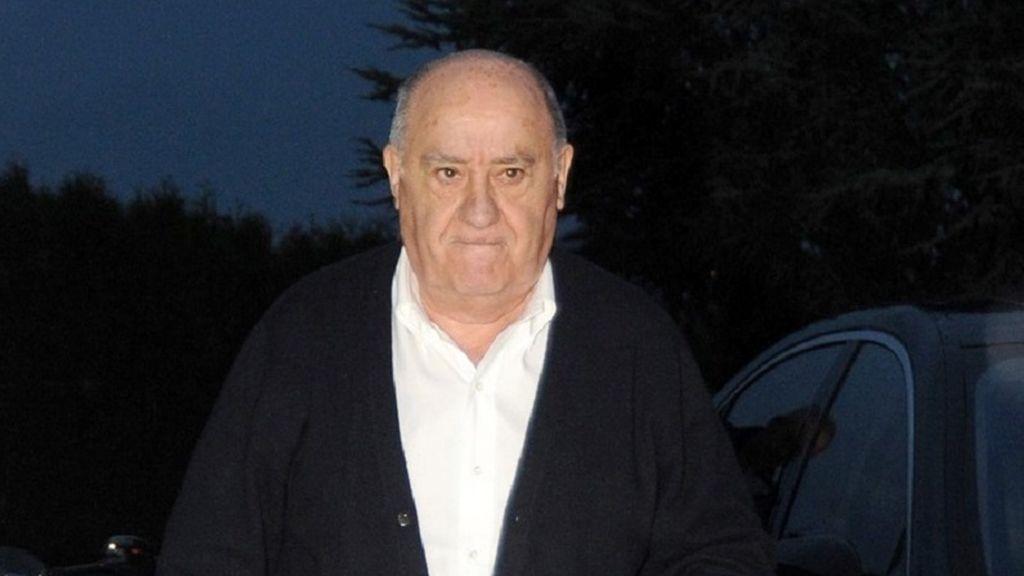 Amancio Ortega, el más rico de España con una fortuna de 63.000 millones de euros, según Forbes