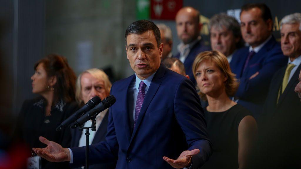 Un debate bajo la sombra de Cataluña