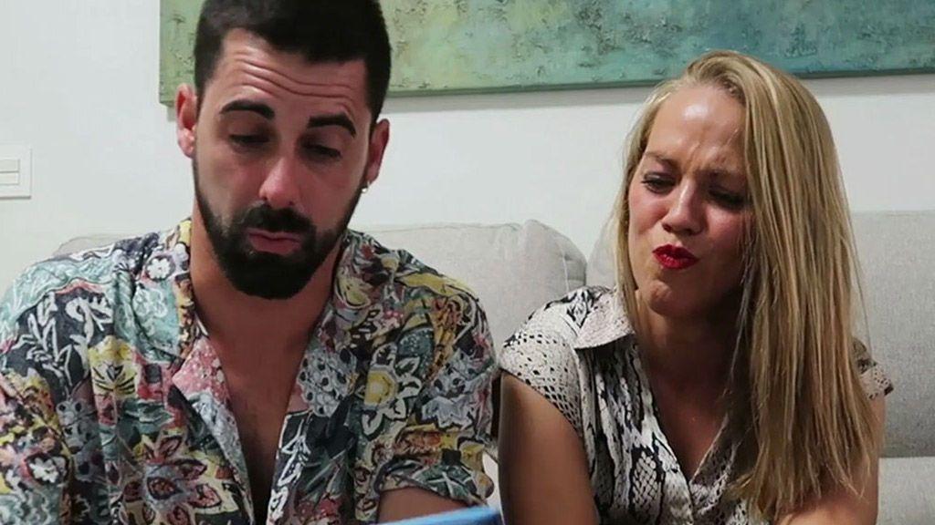 """Yoli y Jonathan 'GH' rompen a llorar recordando su historia de amor: """"No quiero hacerte daño"""""""