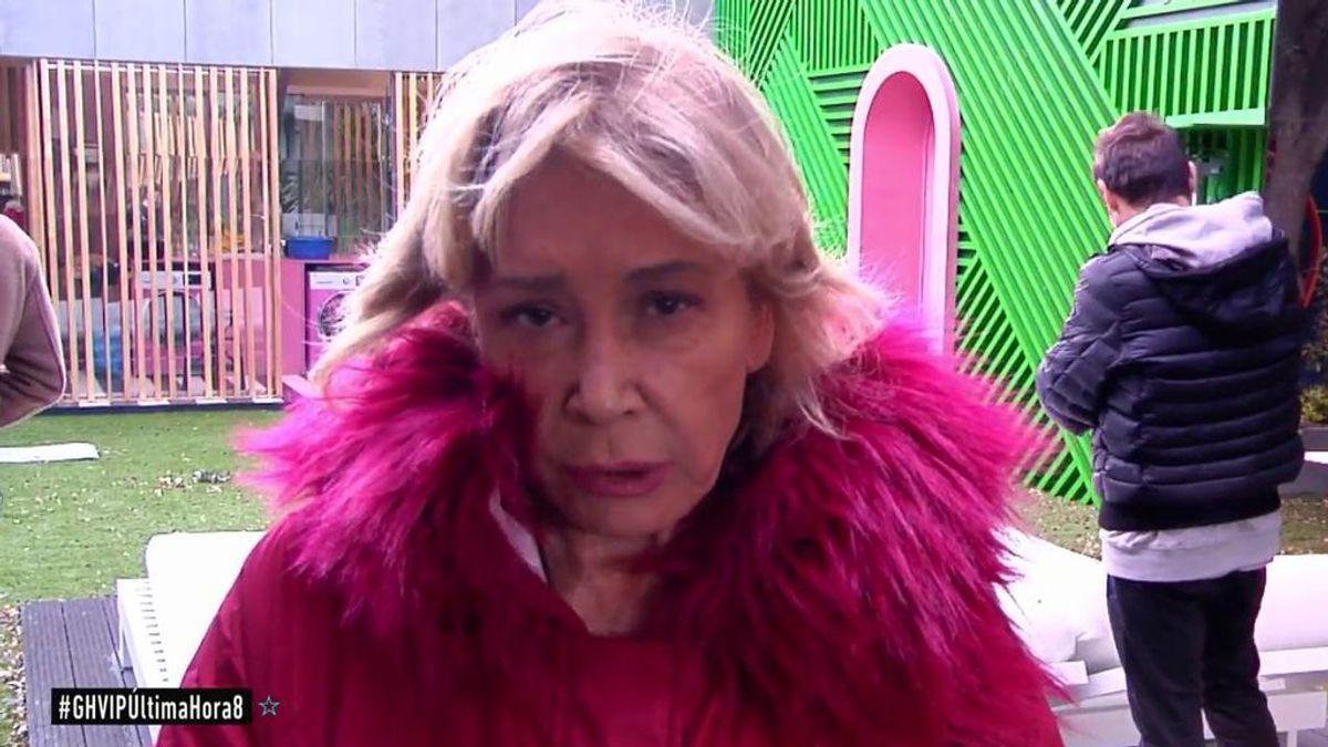 """Mila Ximénez, sobre Hugo Castejón: """"Problamente le ponga una demanda por acoso y maltrato psicológico"""""""