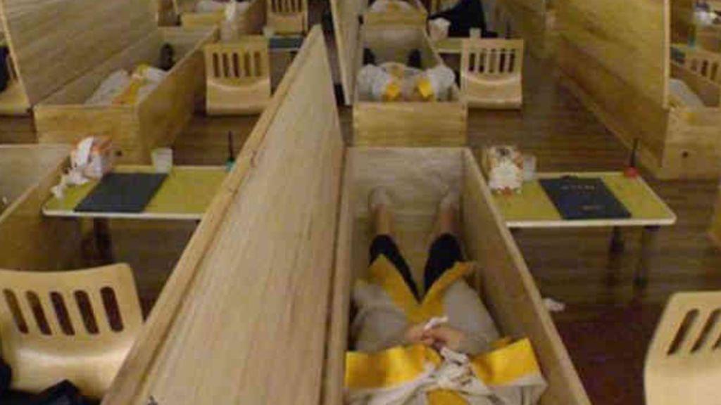 En Corea del Sur ya simulan su muerte para vivir esa experiencia y cambiar su vida