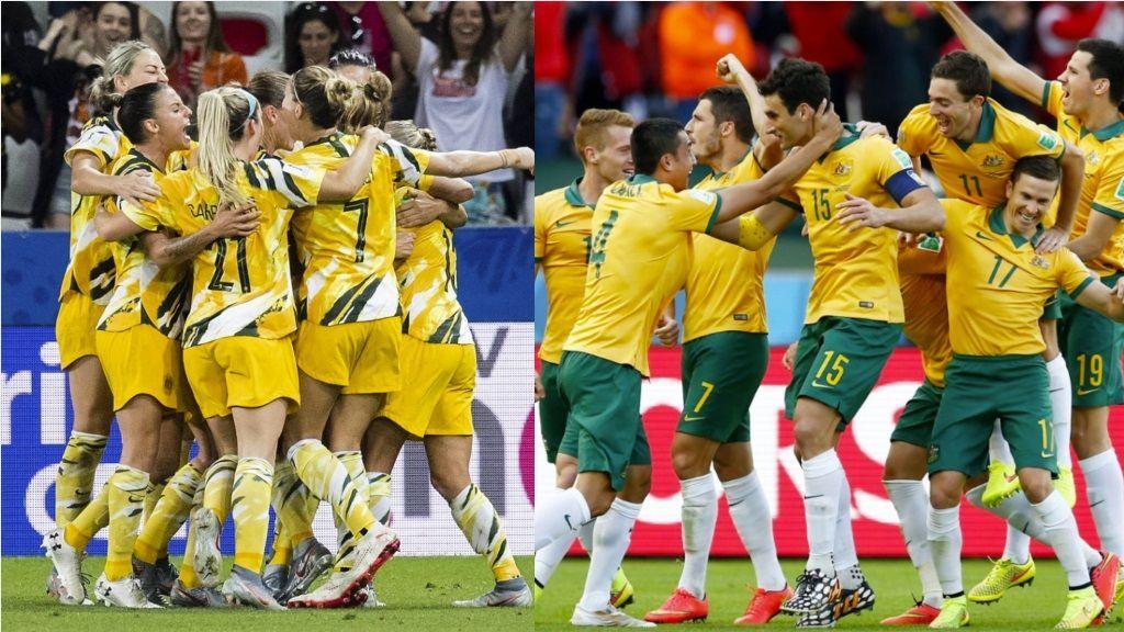 Los jugadores y jugadoras de la selección australiana de fútbol tendrán el mismo salario