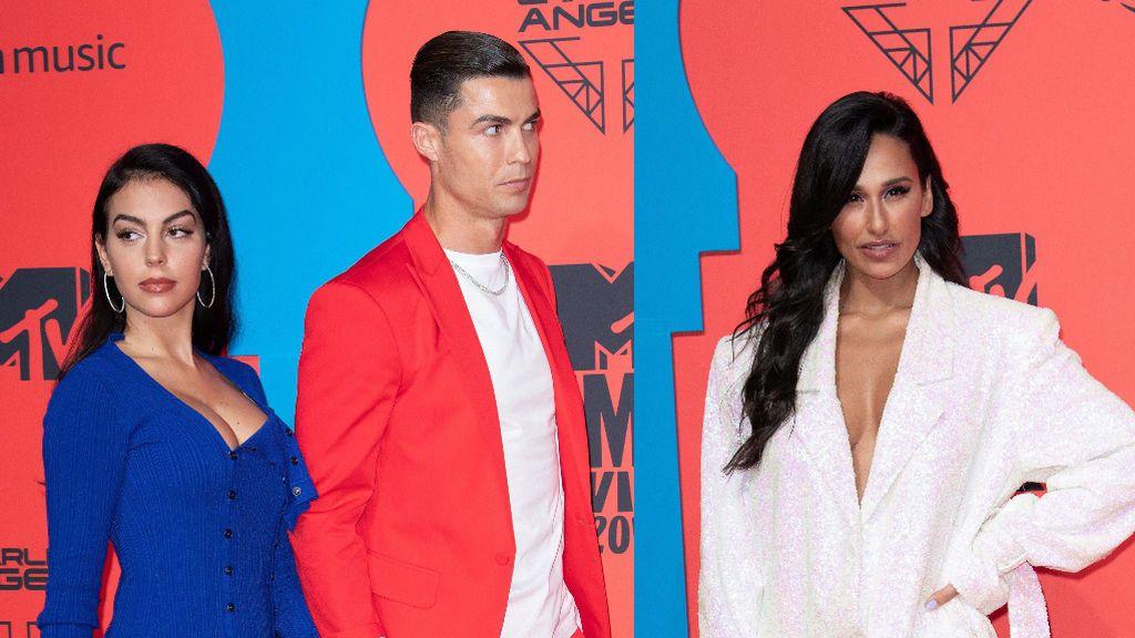 """La ex novia de Cristiano Ronaldo desmiente su encuentro con él y la bronca con Georgina: """"Soy mujer y madre"""""""