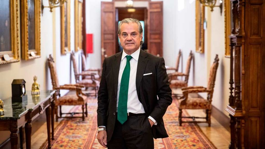 """Marcos de Quinto (Ciudadanos): """"Ser independentista es como ser del Betis, es complicado que alguna vez ganen"""""""
