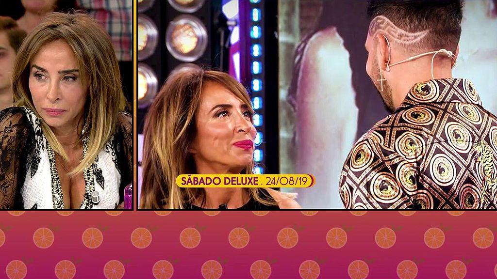"""La ¿obsesión? de Omar Montes con María Patiño: """"Empiezo a sentirme incómoda"""""""
