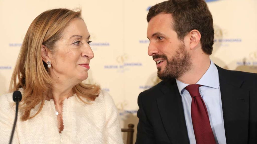 Pablo Casado hará ministra a Ana Pastor si gana las elecciones