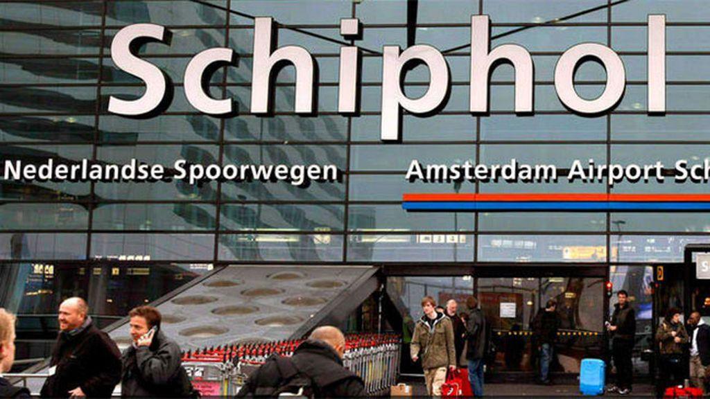 Alarma en el aeropuerto de Ámsterdam por un posible intento de secuestro de un avión