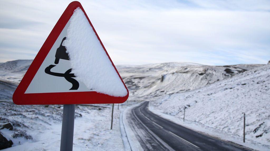 Aviso por nevadas en 9 provincias: la cota se desploma a los 900 metros con la entrada de aire polar