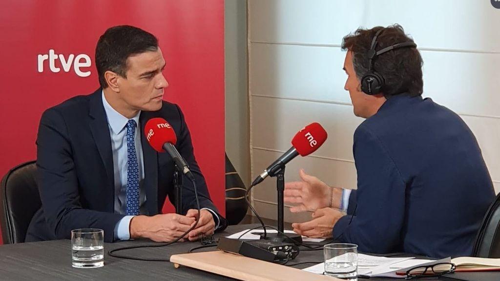 Sánchez dice que traerá a Puigdemont porque la Fiscalía depende del Gobierno