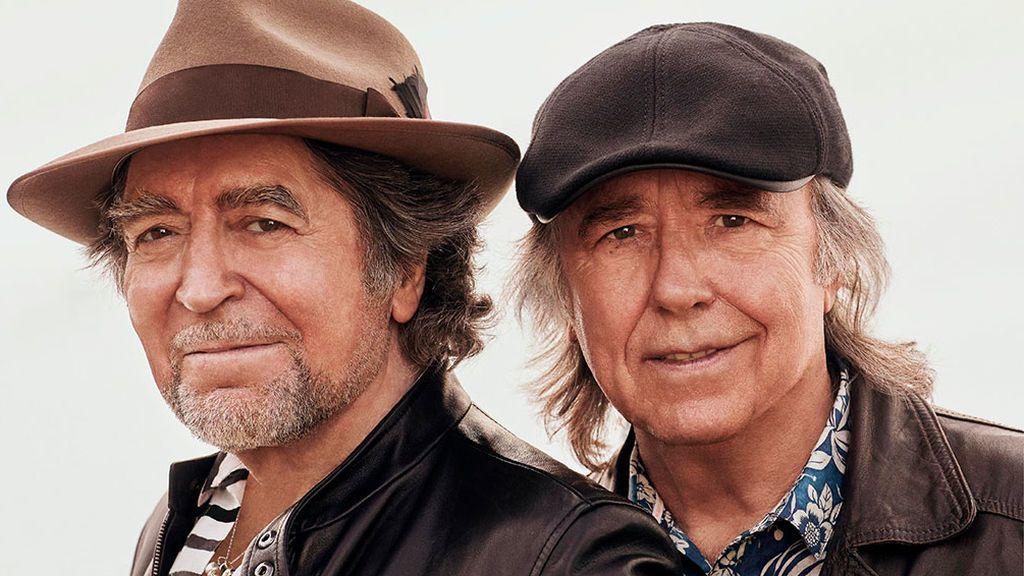 Serrat y Sabina actuarán por tercera vez juntos en Madrid dentro de su gira 'No hay dos sin tres'