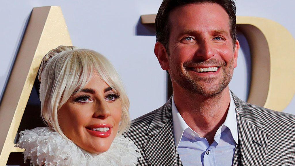 """Lo de Lady Gaga y Bradley Cooper fue un montaje: """"Nos lo inventamos"""""""