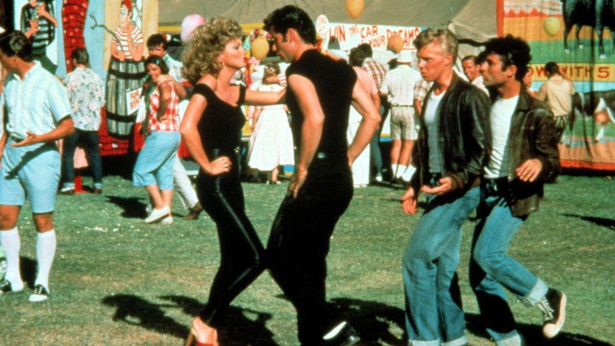 Los pantalones de Olivia Newton John en 'Grease'