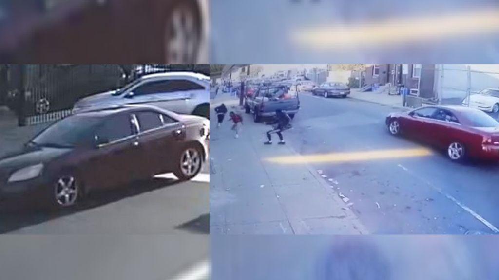 Un niño de 10 años, grave por un disparo en la cabeza: la policía busca al autor del tiroteo en Philadelphia