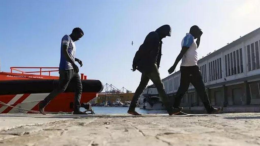 Elevan a nueve los migrantes fallecidos de la patera que volcó en Lanzarote