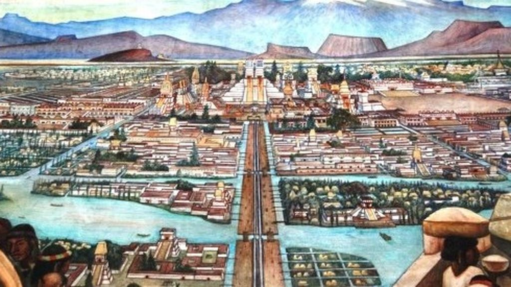El día que Hernán Cortés llegó a Tenochtitlan