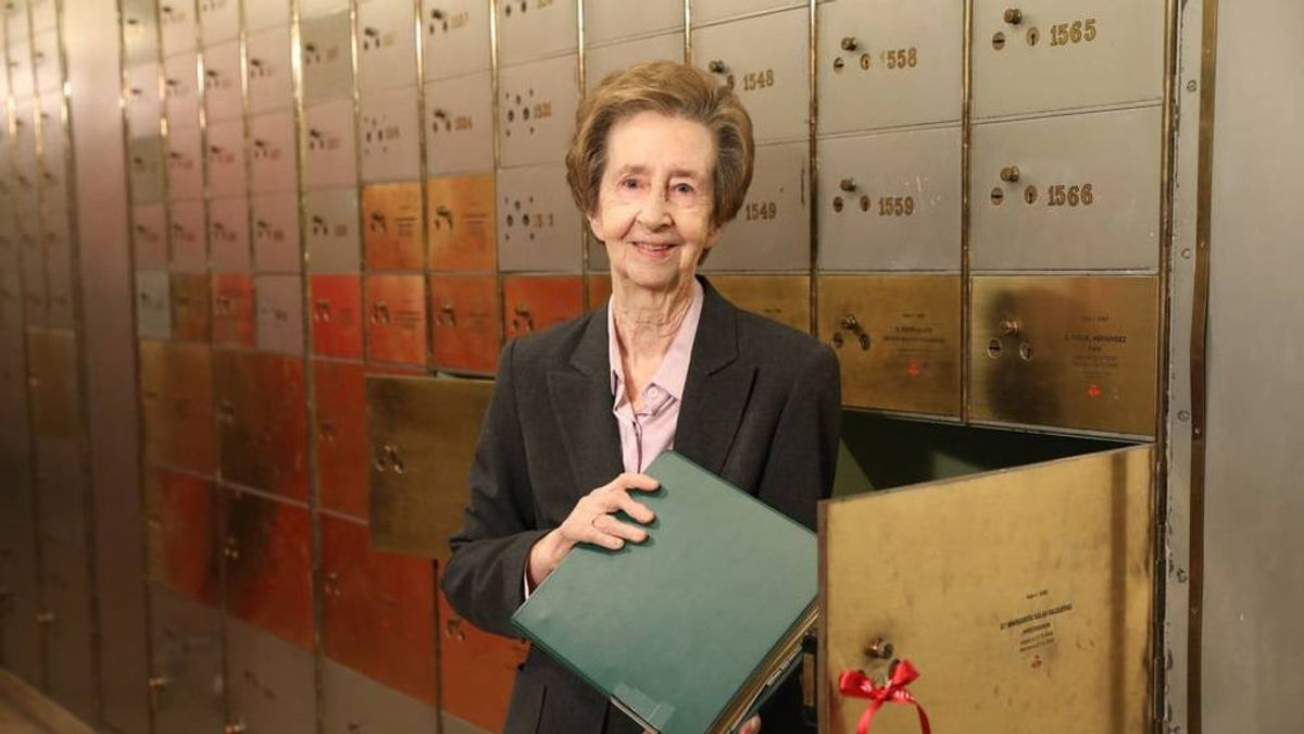 Muere la científica Margarita Salas