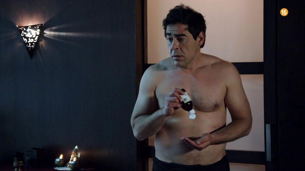 Recio despierta y Amador consigue nuevo trabajo de masajista tántrico, próximamente en 'LQSA'