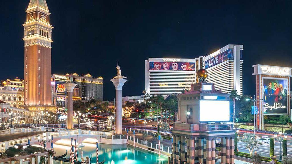 """Las Vegas declara la """"guerra al pobre"""": multas a los 'sintecho' que duerman en la calle"""