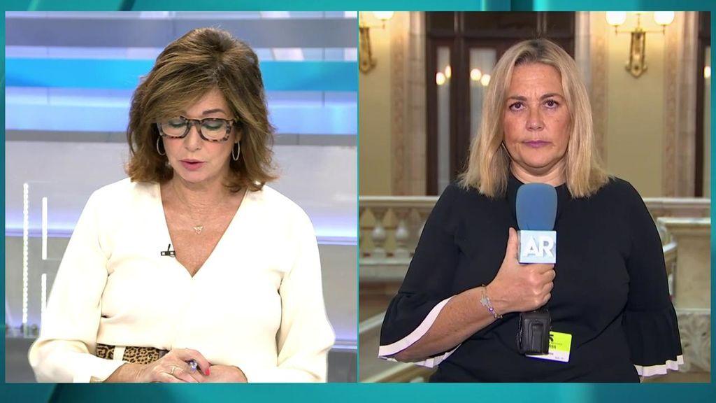 """Mayka Navarro, sobre el cartel de los CDR contra ella: """"Esto nos refuerza en nuestro oficio"""""""""""