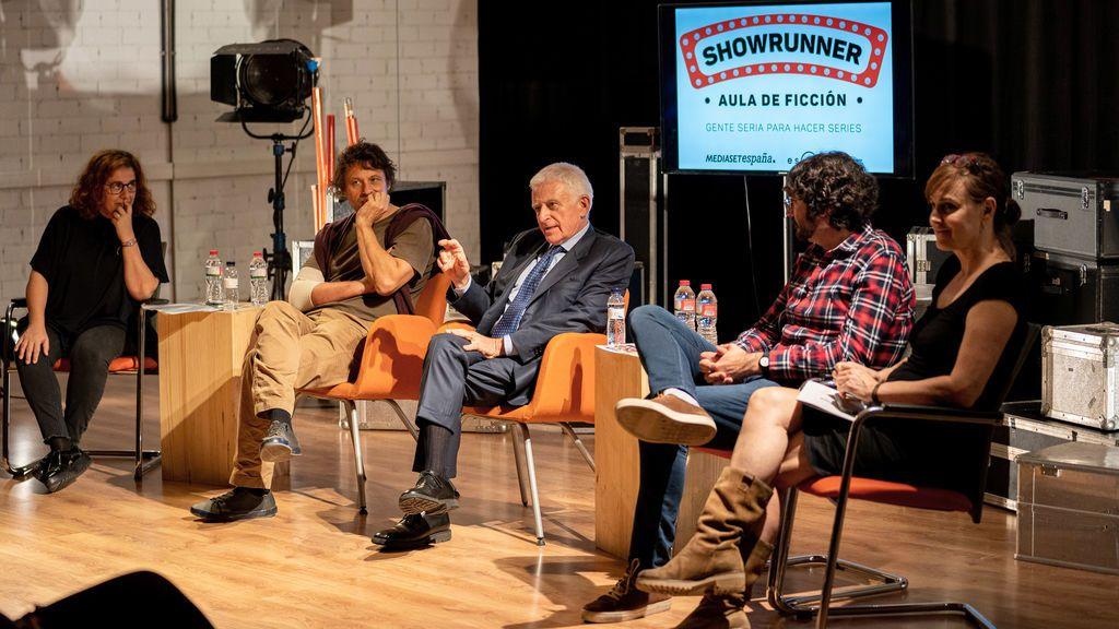 Showrunner ESCAC-Mediaset España2