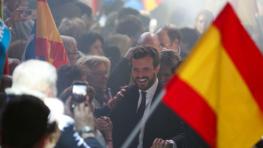 Casado elige Las Ventas para el cierre de campaña del PP