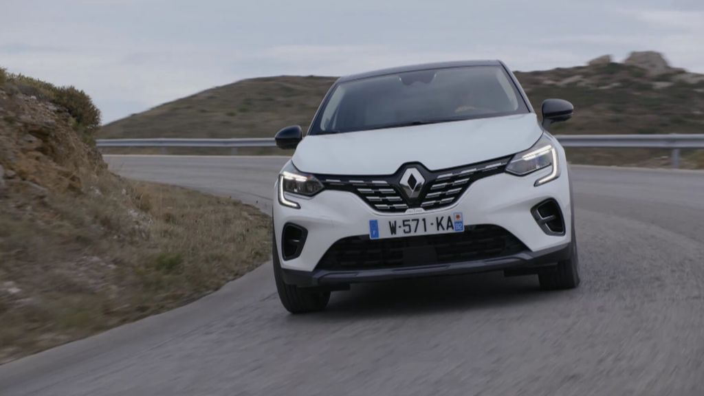 Renault Captur híbrido enchufable