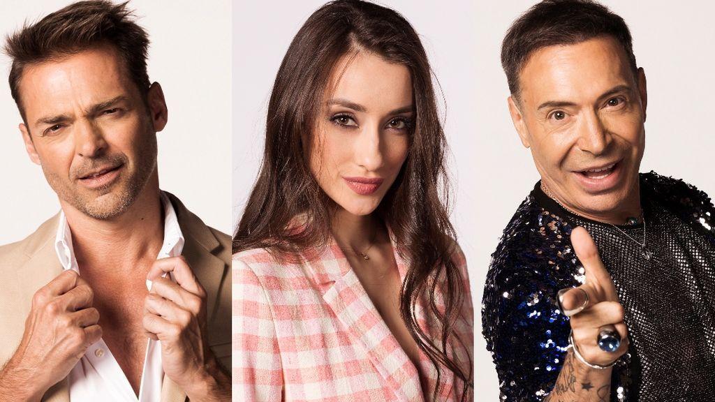Hugo, Adara y Maestro Joao, nuevos nominados de 'GH VIP 7'