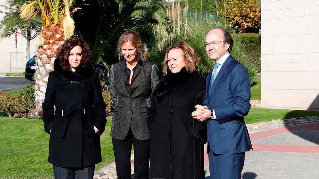 El penúltimo adiós de científicos y políticos a Margarita Salas