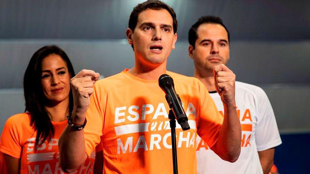 Rivera se desmarca de la iniciativa apoyada por C's en Madrid contra los partidos separatistas