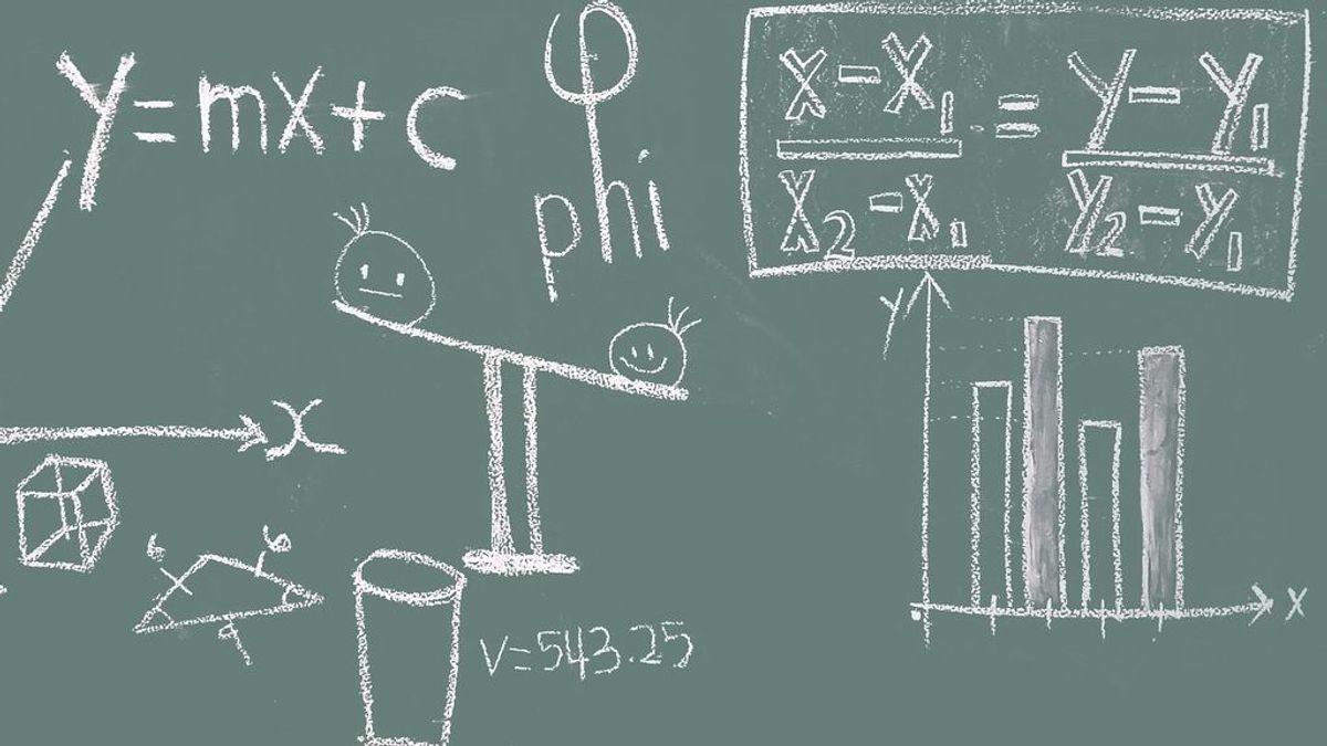 Las mentes de las niñas y los niños son iguales en matemáticas, así lo afirman los escáneres cerebrales