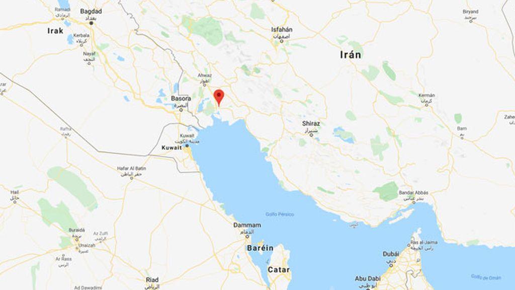 Irán derriba un dron en la ciudad portuaria de Mahshahr