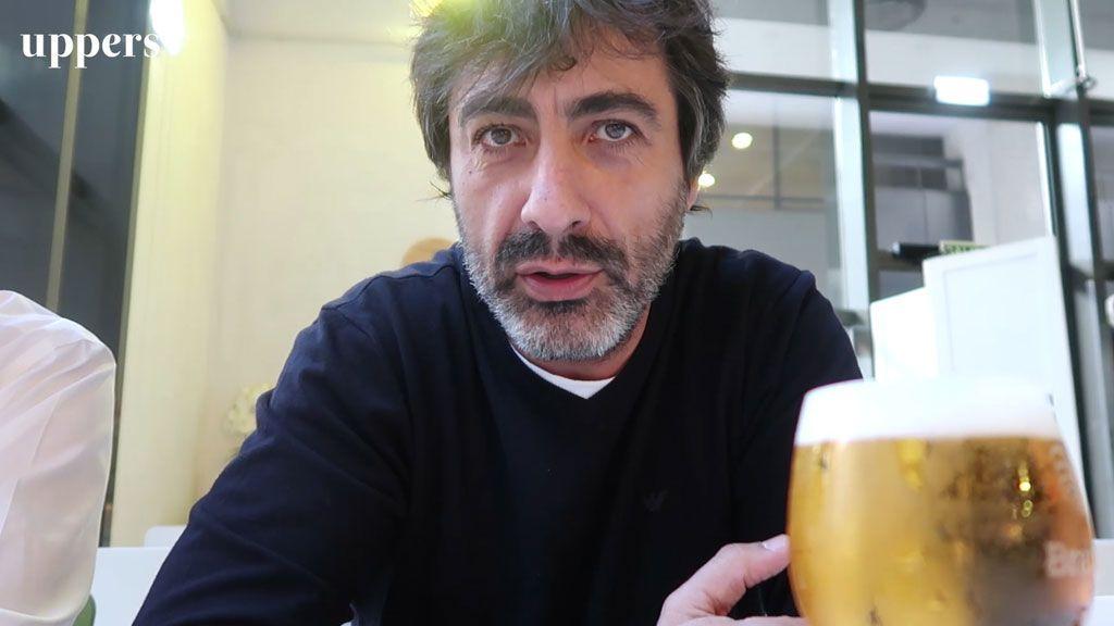 """Juan del Val sobre Inda: """"No deja hablar, es lo peor que tiene"""""""