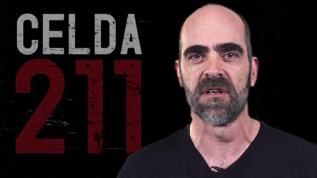 Luis Tosar celebra los diez años de 'Celda 211'