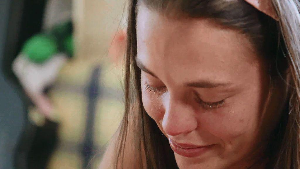 """Sandra se rompe al despedirse de Chencho y Miguel: """"Se me ha roto el corazón al verlos marchar"""""""