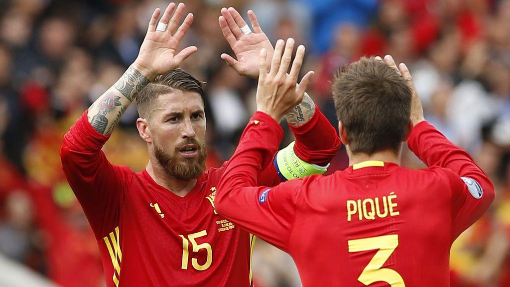 """Luis de la Fuente, seleccionador sub 21: """"Es un orgullo que Ramos y Piqué estén dispuestos a venir a los JJOO"""""""